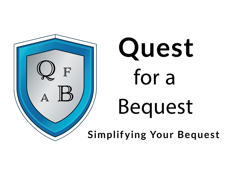 Quest For A Bequest Logo