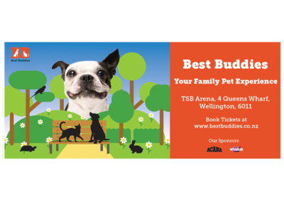Bill Board For Best Buddies