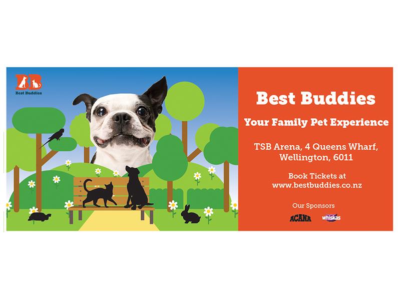 Bill Board For Best Buddies