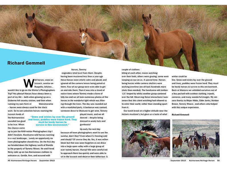 Graphic Design Magazine Article