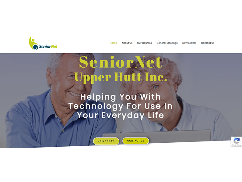 Web Development Client's Website