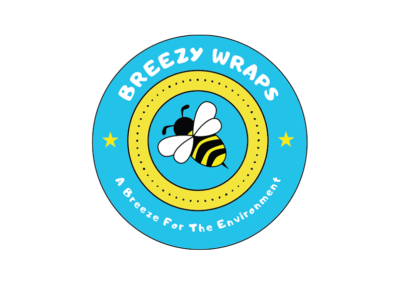Breezy Wraps Logo