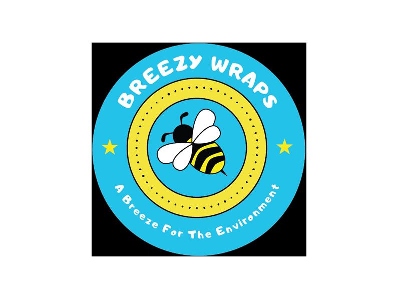 Breezy Wraps Logo